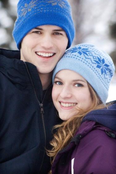 >Robert and I - Last Winter